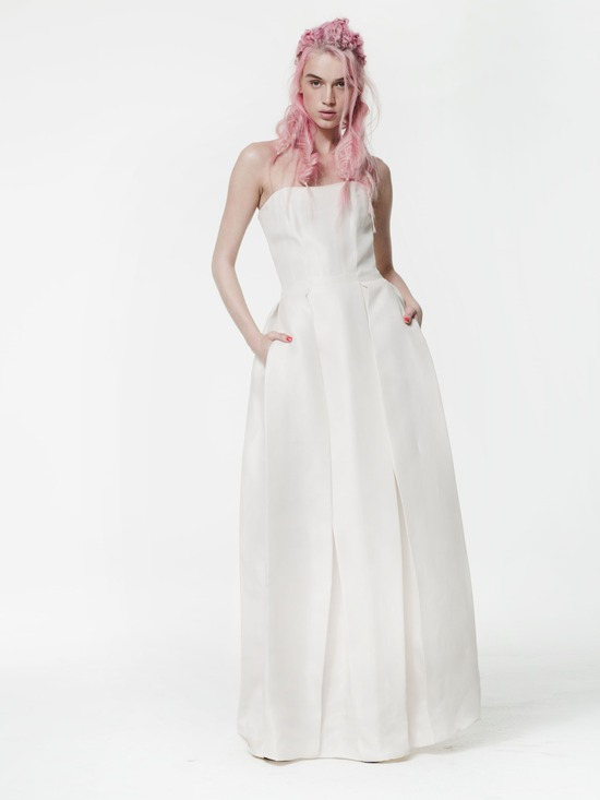 Houghton NYC Alma Gown