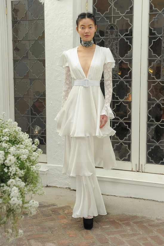 Houghton NYC Marina Gown