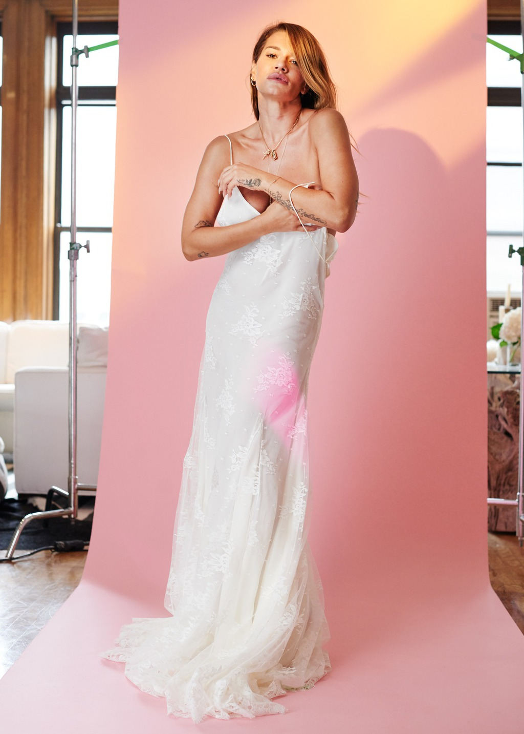 Houghton NYC Money Gown