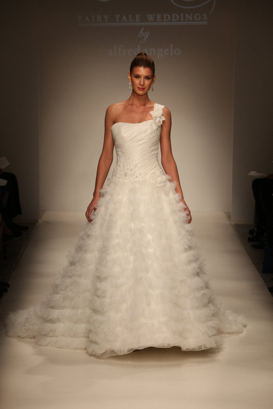 Aurora for Sleeping beauty wedding dress