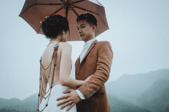 Elopement Wedding in Viet Nam | Tu Nguyen Wedding Photography
