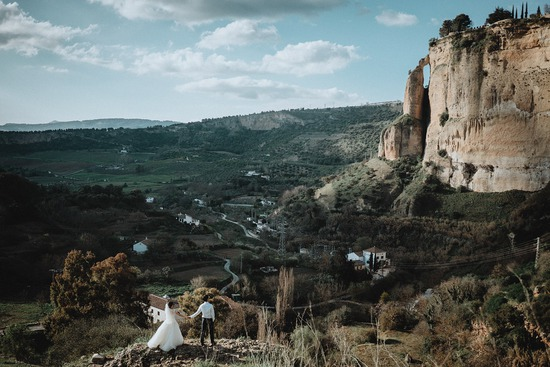 Wedding in Andalusia, Spain | Tu Nguyen Wedding Photography