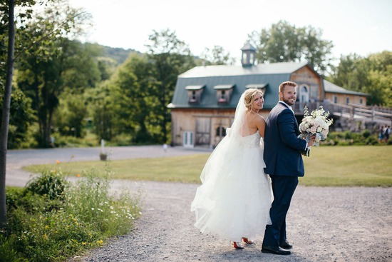 Romantic Barn Wedding Venue