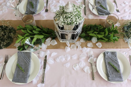 Amore Events - Table Scape