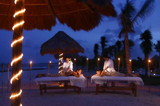 Massage by Moonlight