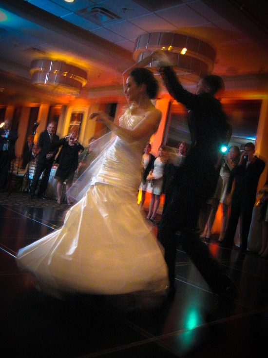 Customized Wedding Dances