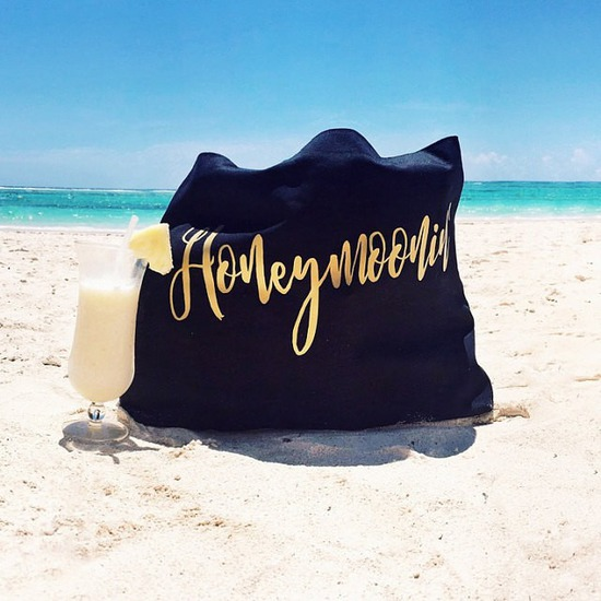 Honeymoonin Bag