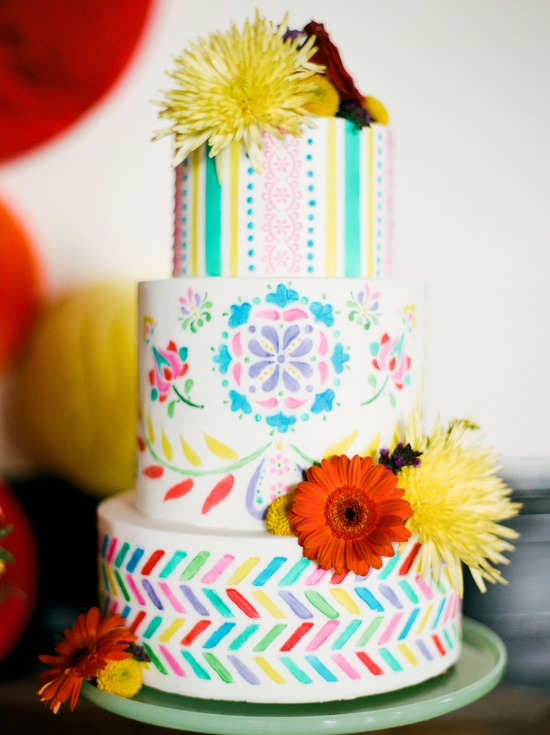 Guatemalan Wedding Cake
