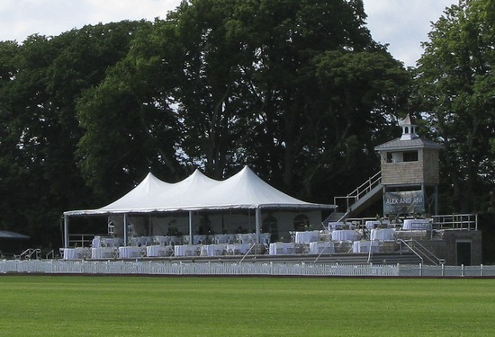 Pavilion at Newport Polo Club