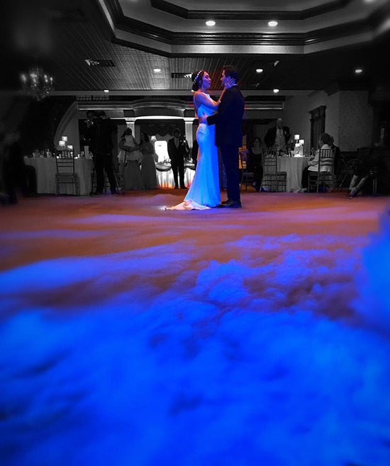 First Dance on the clouds