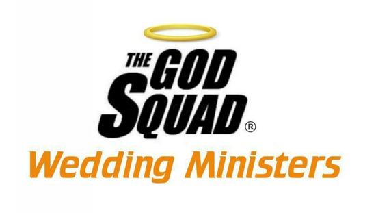 GOD Squad wedding ministers JACKSON TN