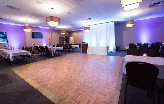 Dance Floor Staging