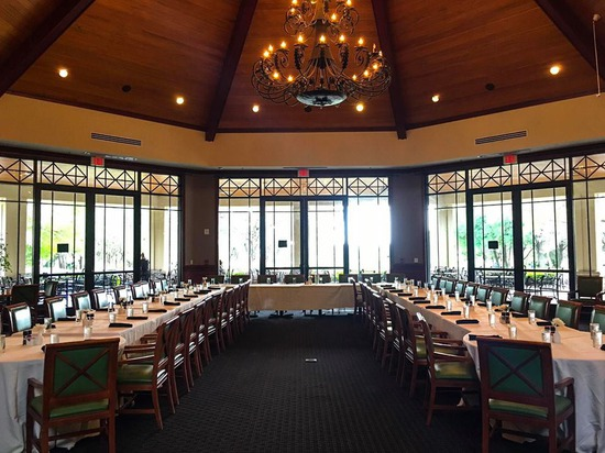 Grand View Dining Room; RedTail