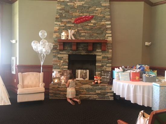 Baby Shower, private event at RedTail Golf Club