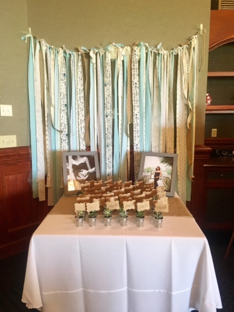 Baby Shower at RedTail Golf Club