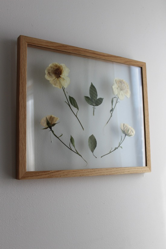 Framed Florals Preserved Flowers