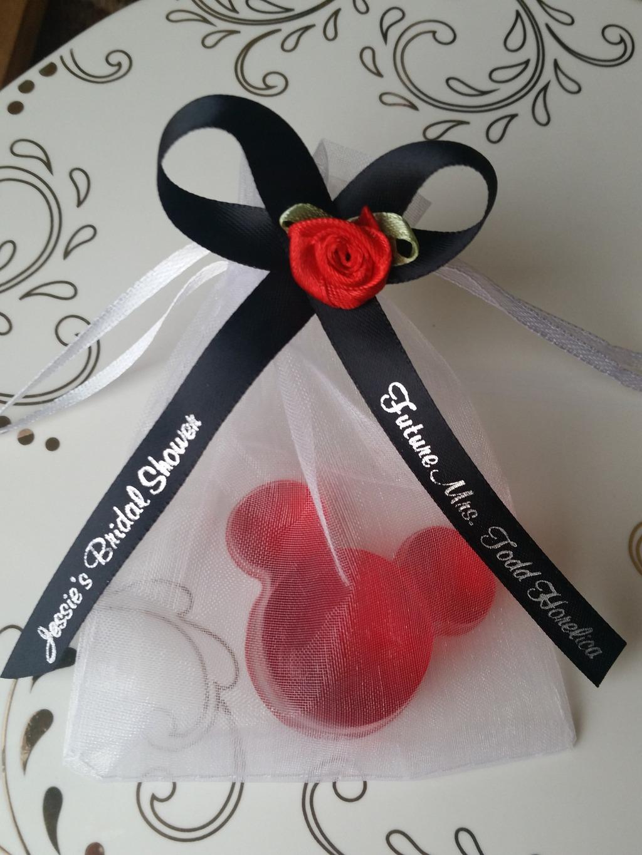disney themed bridal shower favors