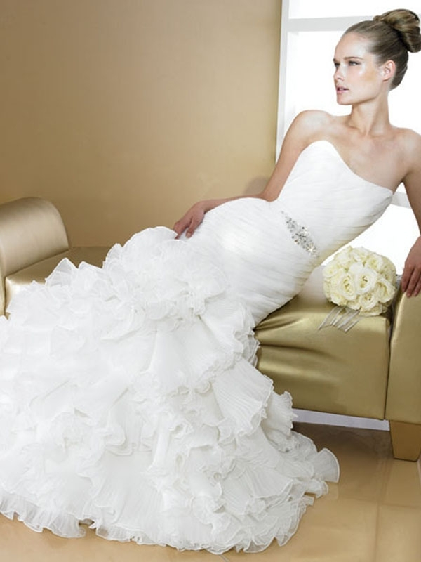 D7994-moonlight-bridal-white-wedding-dress-strapless-jeweled-bridal-belt-ruffled-skirt.full