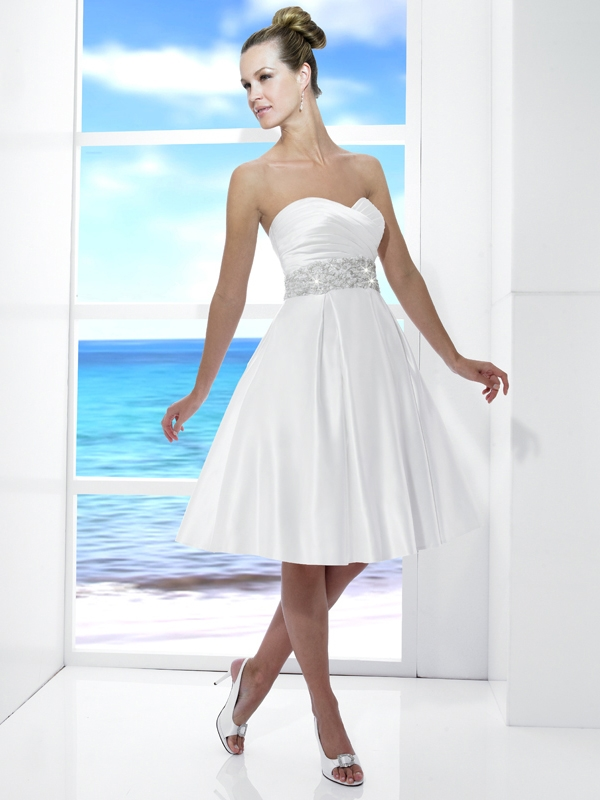 Above The Knee Wedding Dresses - Wedding Dresses In Redlands