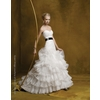 An125-white-sweetheart-drop-wasit-wedding-dress-black-sash.square