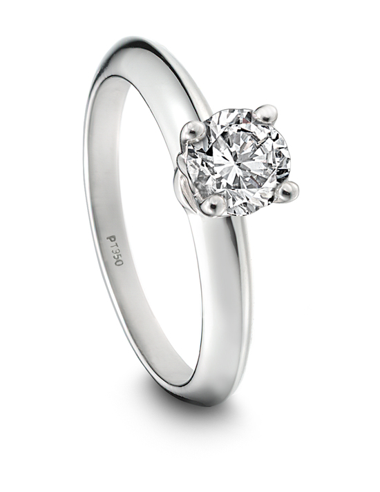 Insignia Four-Prong Solitaire