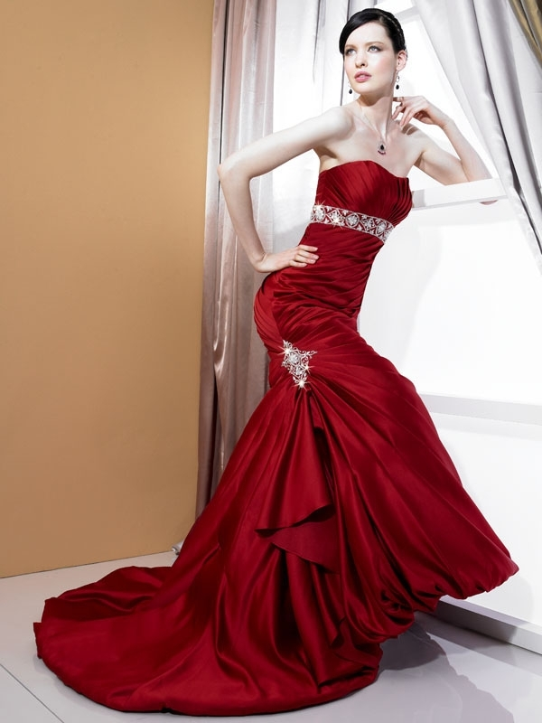 J6165-red-wedding-dress-2011-stephanie-couture-empire-applique-strapless.full