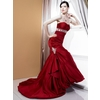 J6165-red-wedding-dress-2011-stephanie-couture-empire-applique-strapless.square