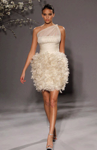 Rk220-romona-keveza-spring-2011-wedding-dress-mini-for-wedding-reception-asymmetric-ruffled-skirt.full