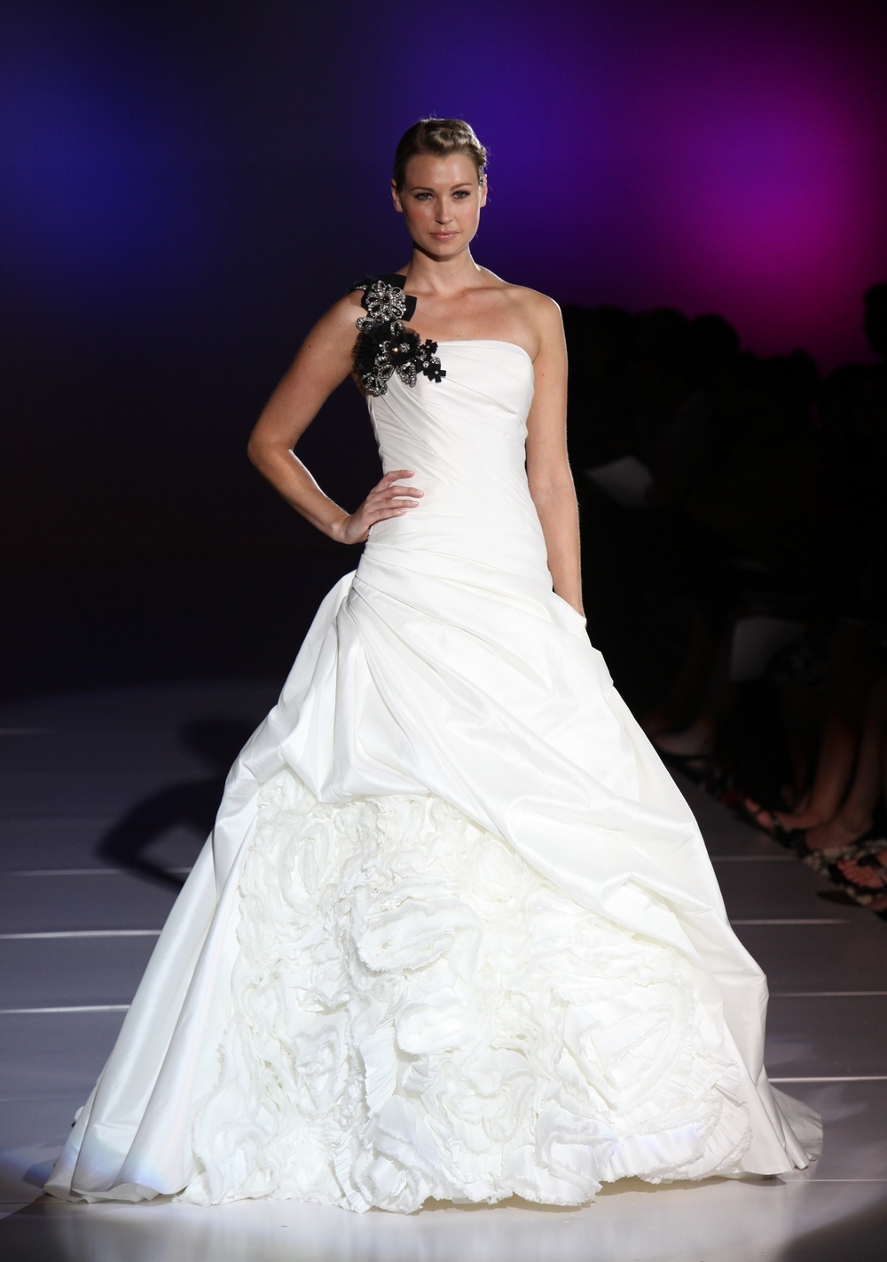 Enzoani-freida-spring-2011-wedding-dress-pickup-one-shoulder-embellishment.full