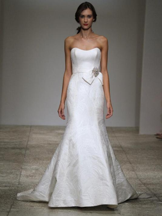 Amsale-naiomi-spring-2011-wedding-dress-strapless-trumpet-jacquard-with-sash.full