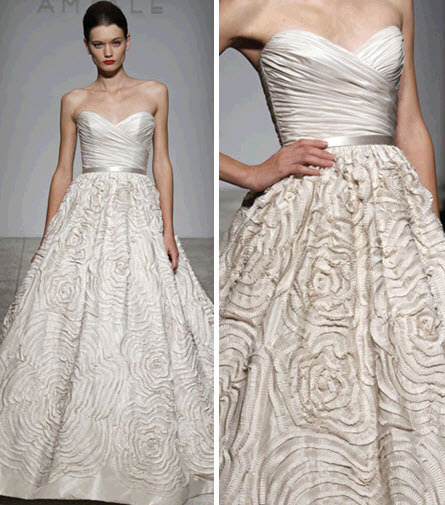 Amsale-blue-label-dahlia-spring-2011-silk-taffeta-champagne-wedding-dress-shirred-bodice-hand-pleated-floral-embroidery.full
