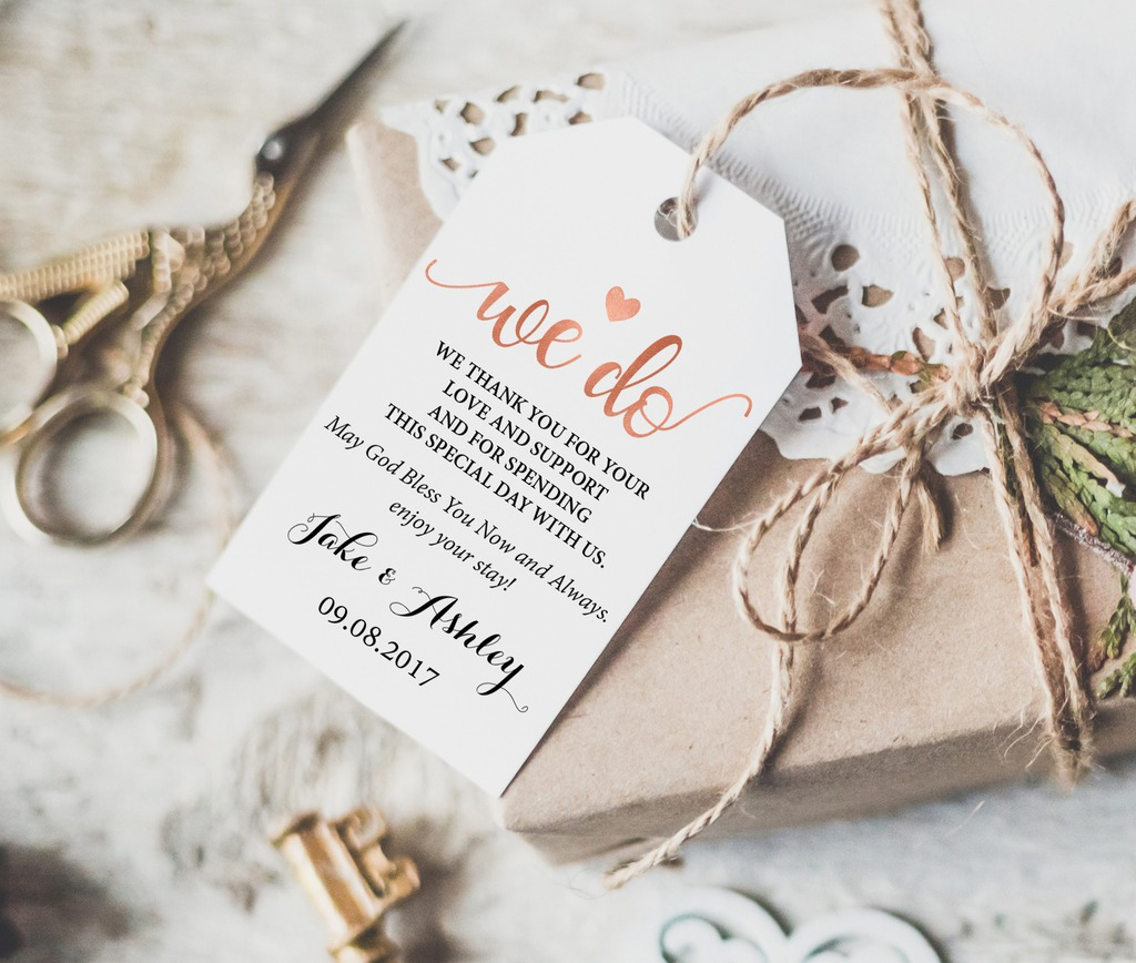 Favors on OneWed