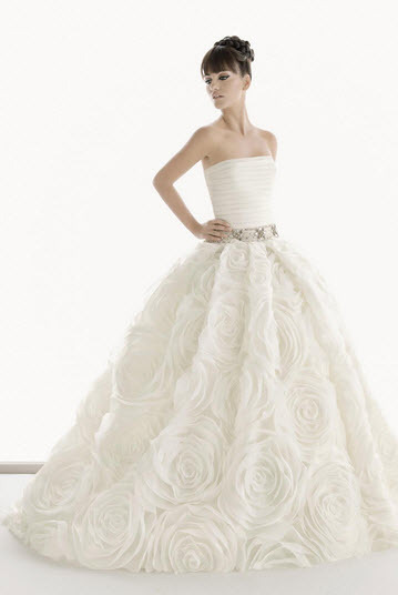 Aire-barcelona-nuria-silk-organza-wedding-dress-ball-gown-strapless-jeweled-sash.full