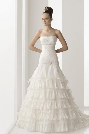 Aire-barcelona-natalia-organza-ruffle-tiers-wedding-dress-strapless-a-line-jewels.full