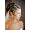 Bridal-hairstyle-all-up-side-part-curls-with-tendrils-framing-brides-face-drop-earrings.square