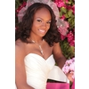 Bella-wedding-hairstyles-african-american-bride-hair-down-natural-curls-tulle-waterfall-veil.square