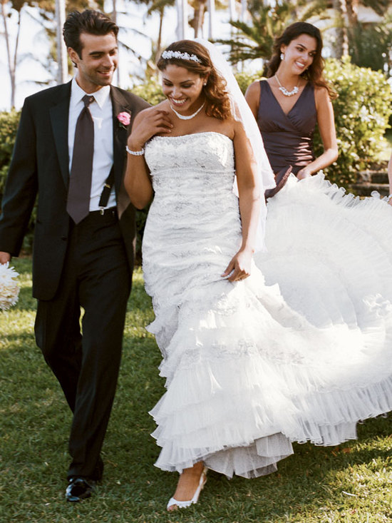 photo of David's Bridal Woman 8CWG352 Dress