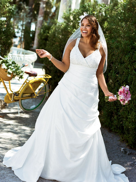 photo of David's Bridal Woman 9T3060 Dress