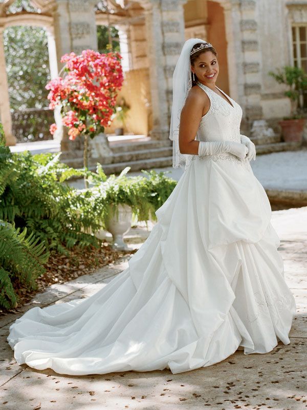 photo of David's Bridal Woman 9T3023 Dress
