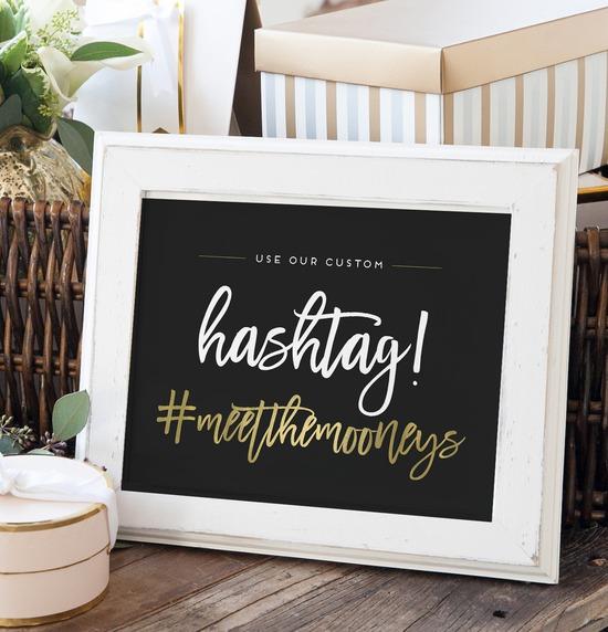 Spanish Wedding Hashtags: Decor On OneWed
