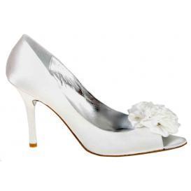 White-satin-peep-toe-bridal-heel-with-flower.full