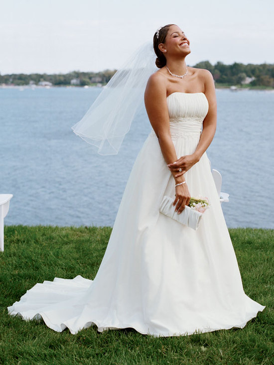 photo of David's Bridal Woman 9V9743 Dress
