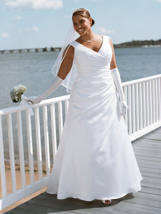 photo of David's Bridal Woman 9T9861 Dress