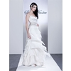 Allessandra-white-sweetheart-wedding-dress-silver-rhinestone-cumberbund-tiered-skirt.square