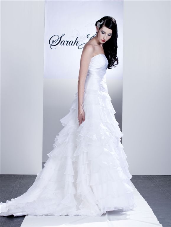 Dawne-white-strapless-wedding-dress-fitted-bodice-tiered-ruffled-full-a-line-skirt.full
