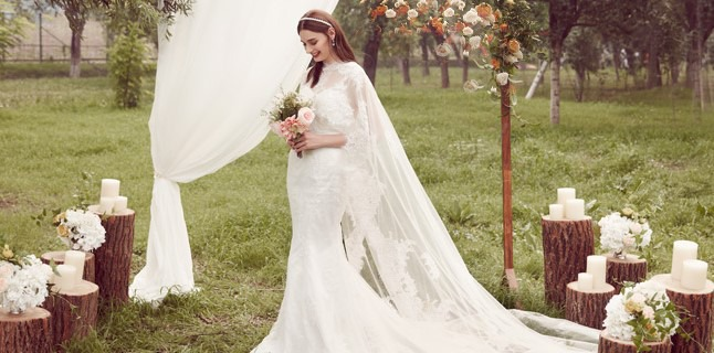 Shabby Chic Outdoor Wedding Theme Collection