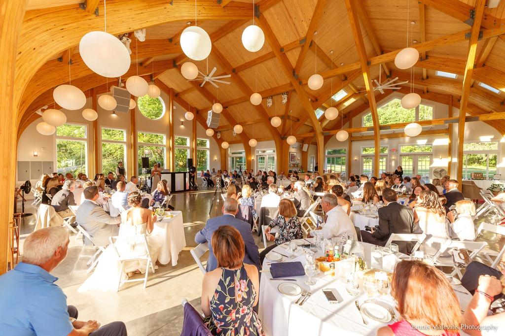 New York Wedding Reception