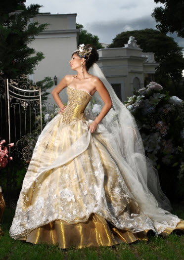 photo of Couture Wedding Dress