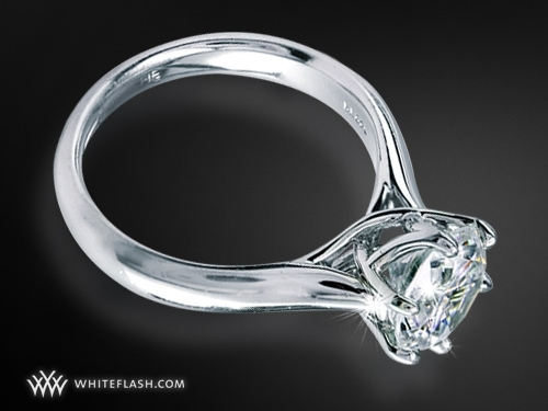 photo of Engagement Ring: Vatche, 6-Prong, Round Diamond Setting