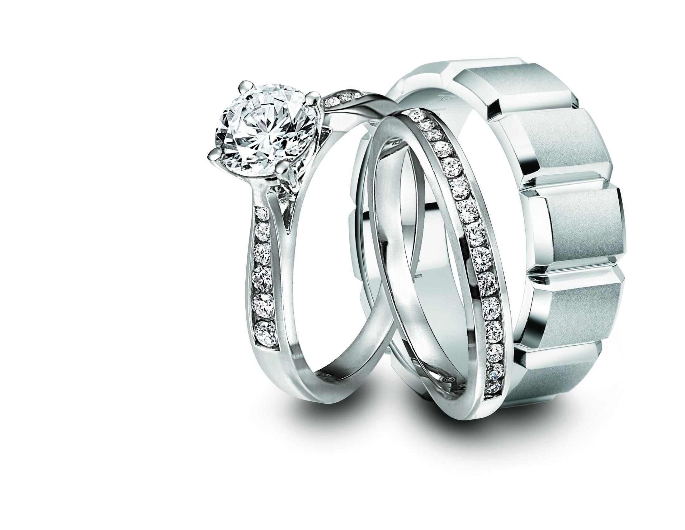 Original Platinum Wedding Rings For Him 13 Following Inspirational Design